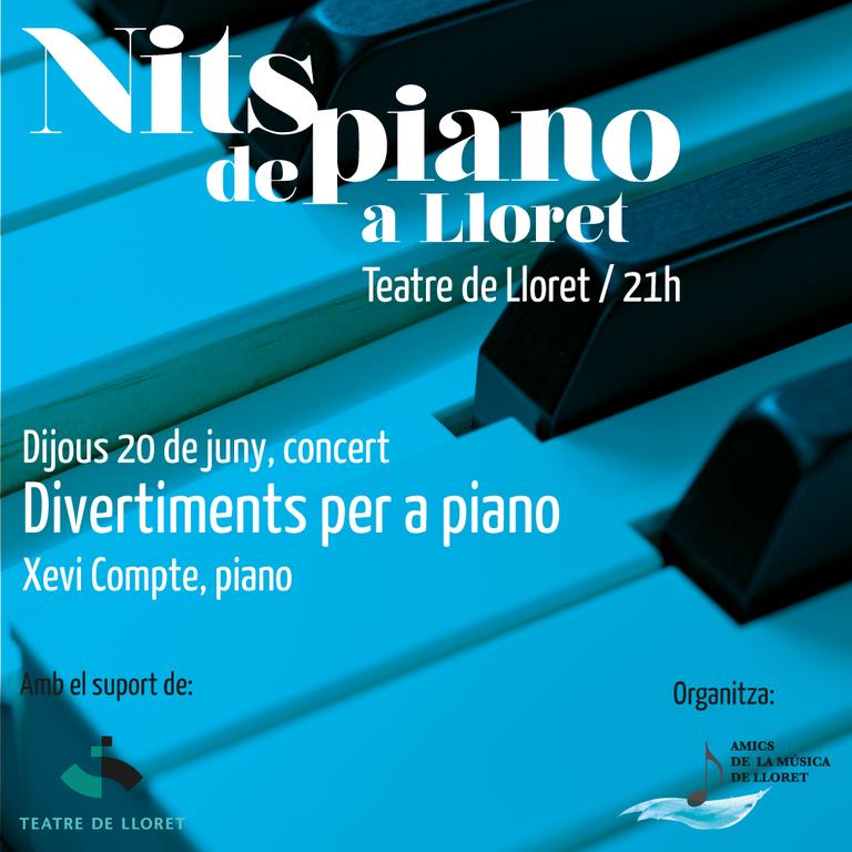 NITS DE PIANO