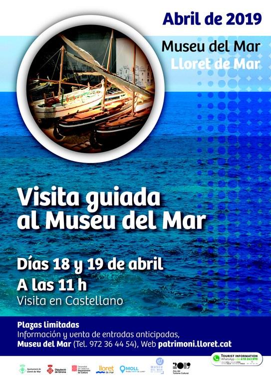 Visita guiada al Museu del Mar