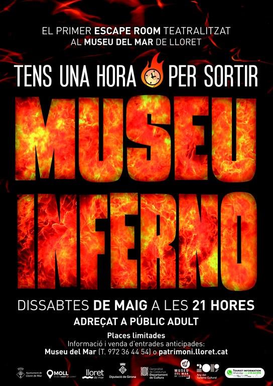 Escape Room Museu Inferno