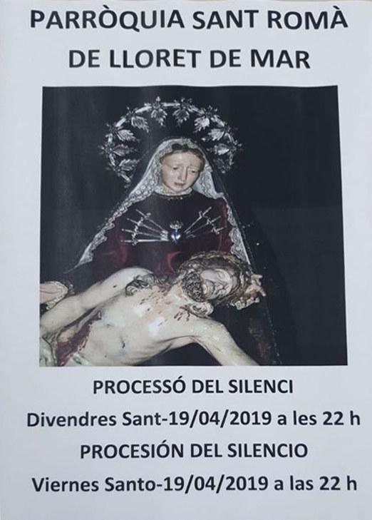 Processó del Silenci