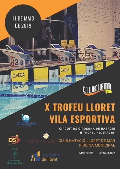 X Trofeu Lloret Vila Esportiva