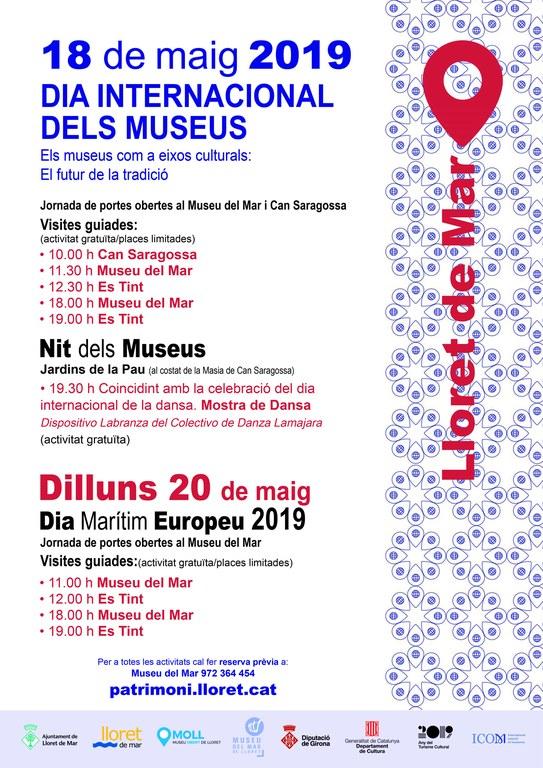 Dia internacional i nit dels Museus