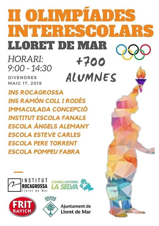 II Olimpíades Interescolars