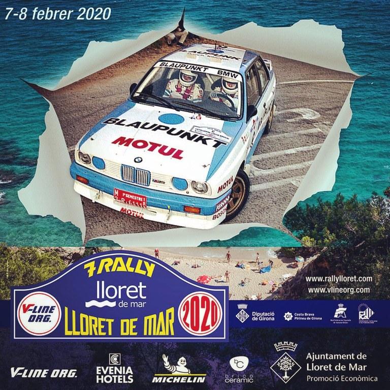 Rally Lloret de Mar