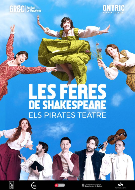 Pre-estrena: Les feres de Shakespeare