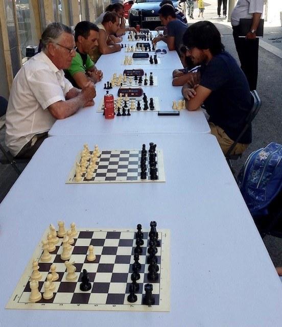 Torneig d'escacs Festa Major