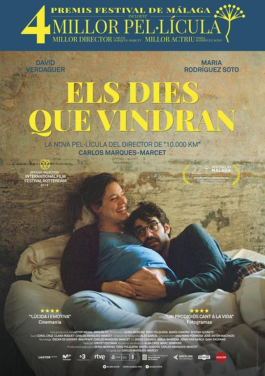 Cinema en català:  Els dies que vindran.