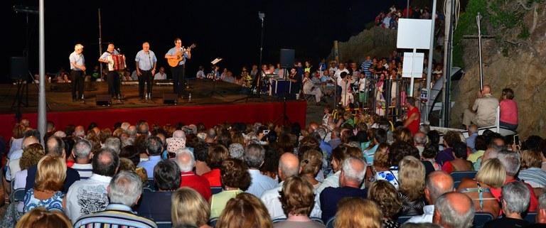 Concert de Festa Major a càrrec de la Principal de la Bisbal.