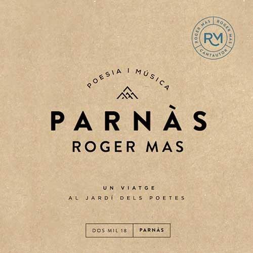 Roger Mas presenta 'PARNÀS'