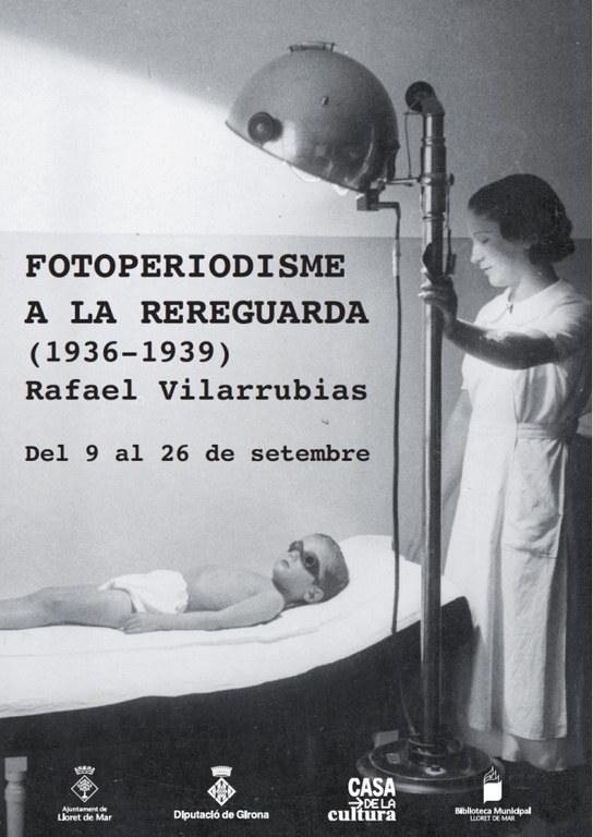 Exposició 'Fotoperiodisme a la rereguarda'