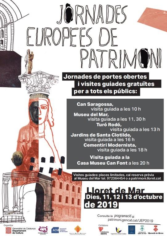 Jornades Europees de Patrimoni 2019