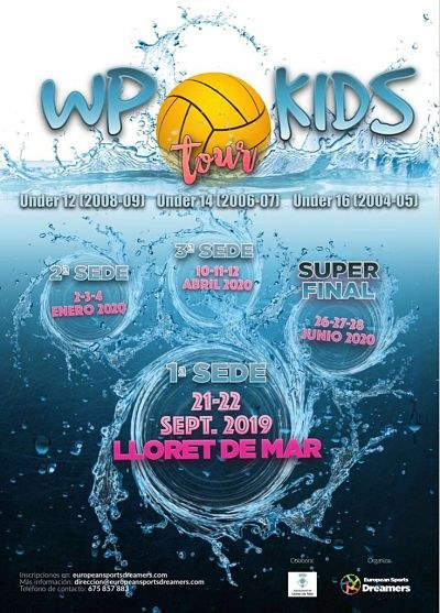 Waterpolo Kids Tour