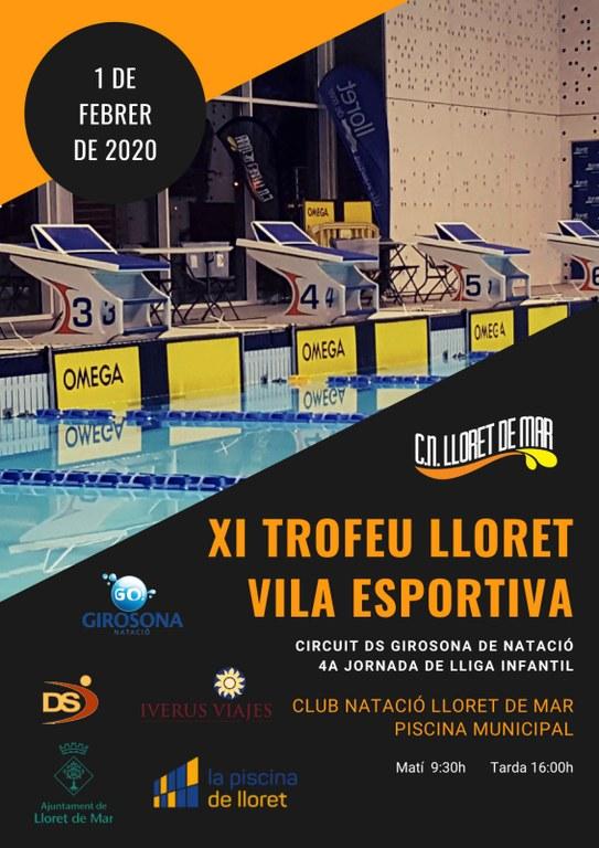 XI Trofeu Lloret Vila Esportiva