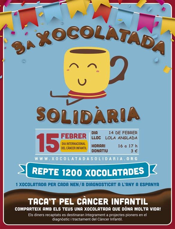 3a Xocolatada Solidària - Llar d'Infants Lola Anglada