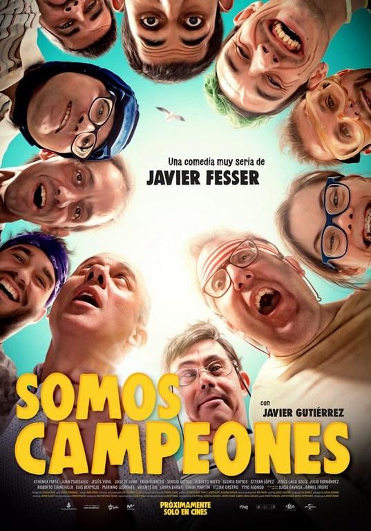 Cinema d'estiu. Projecció de 'Campeones' AJORNAT FINS A NOVA DATA