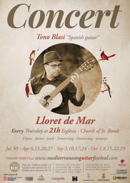 Concert de Guitarra Espanyola