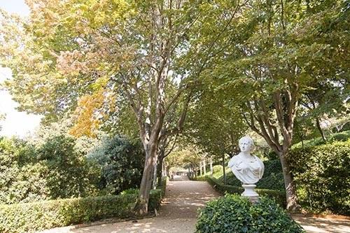 Visita guiada Jardins +havaneres amb francés