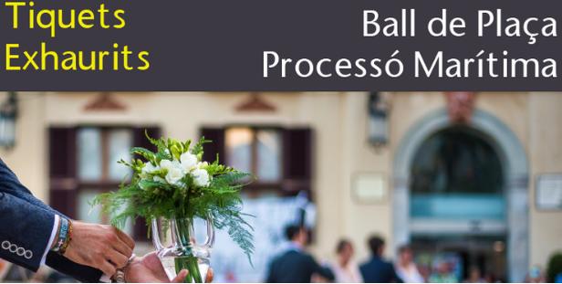 Festa Major de Santa Cristina - Tradicional Ball de Plaça o Dansa de les Almorratxes