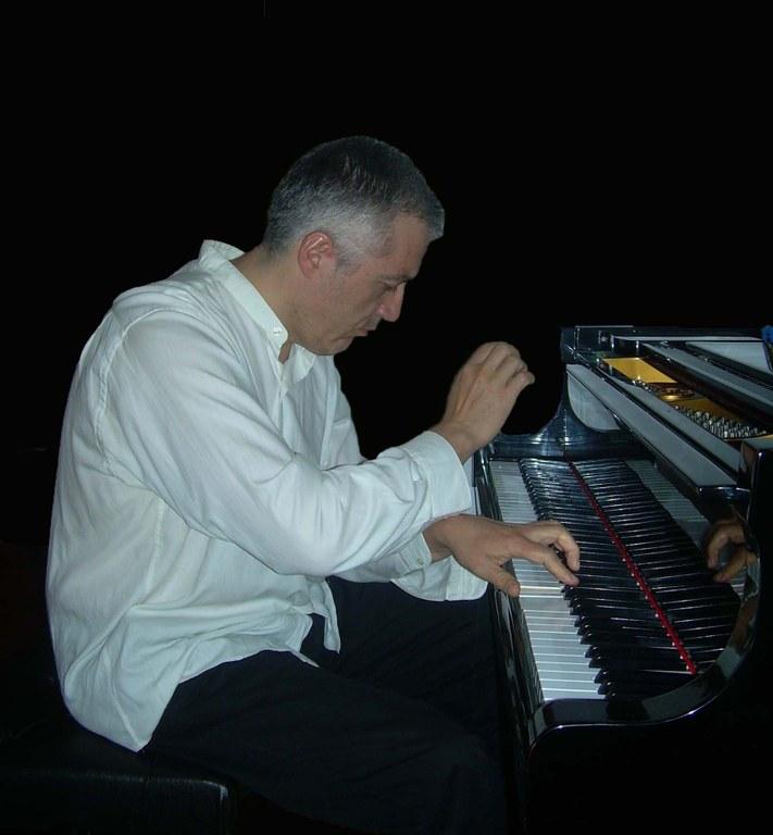 Cicle Nits de  Piano al Teatre de Lloret: Rafael Vargas de Prado