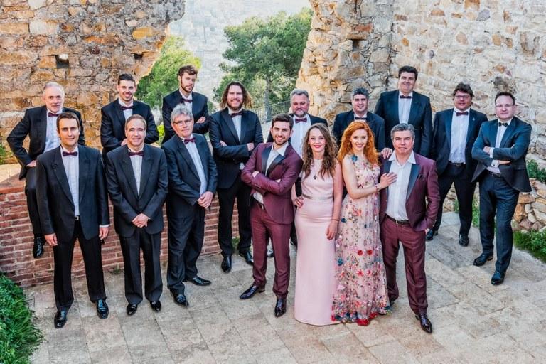 Concert líric de Festa Major a càrrec la Principal de la Bisbal