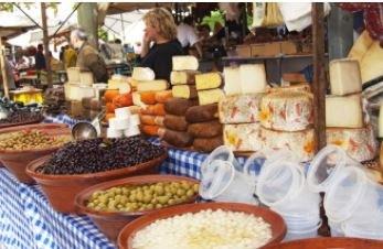 Fira alimentària i de productes artesans