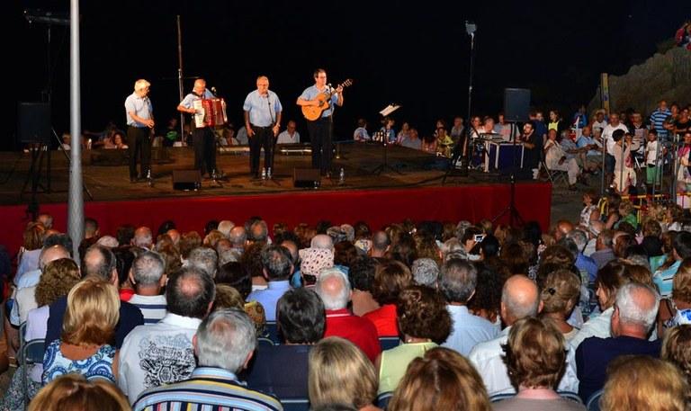 Concert d'Havaneres a càrrec de Port Bo i Mestre d'Aixa