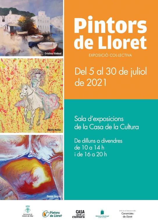 Exposició Pintors de Lloret