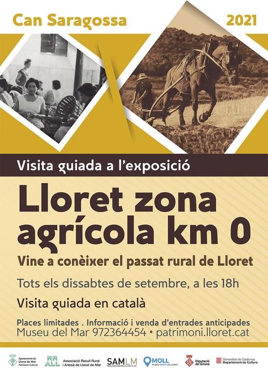 Lloret, zona agrìcola KM 0