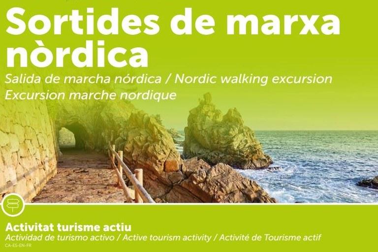 Sortida de Nordic Walking