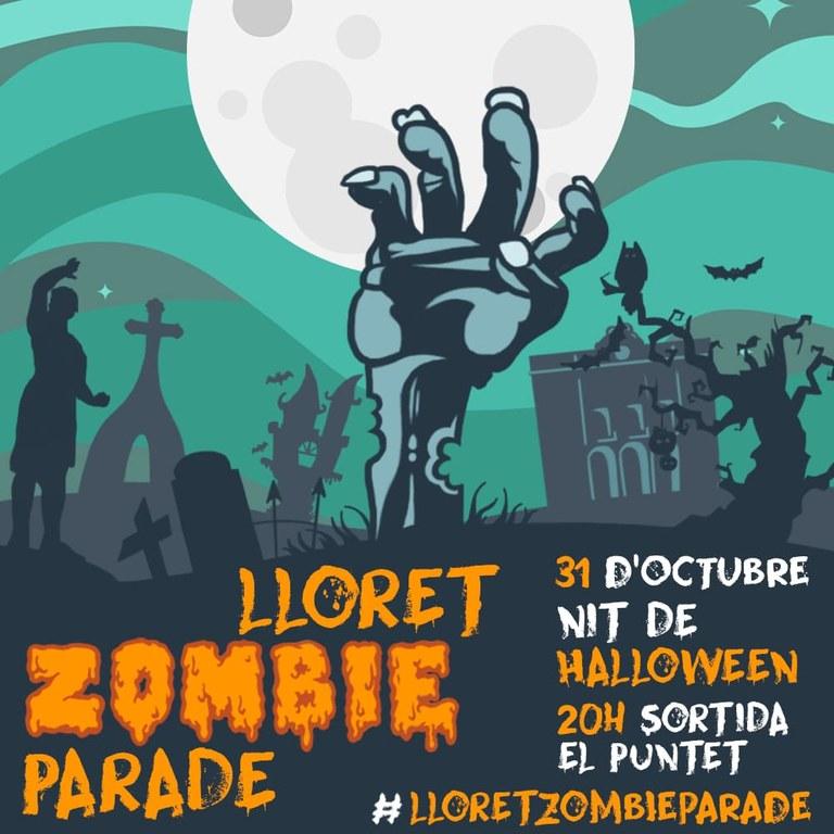 1a Lloret Zombie Parade