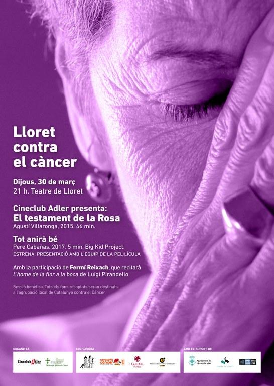 Lloret contra el càncer