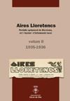 Aires Lloretencs, periòdic quinzenal de literatura, art i humor i d' informació local / Volum 2, 1935 i 1936. AA DD