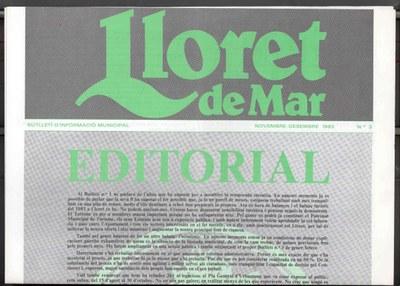 Lloret_de_Mar_Butlleti