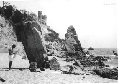 castell plaja