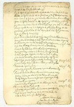 El Racó de l'Arxiu: Allotjament de tropes a Lloret (1719-1721)