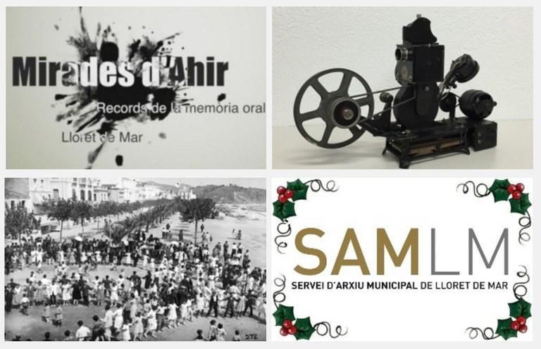"""Nova secció a la web del SAMLM: """"PRODUCCIÓ AUDIOVISUAL"""""""