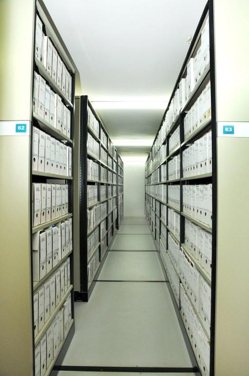 Trasllat de l'Arxiu Administratiu