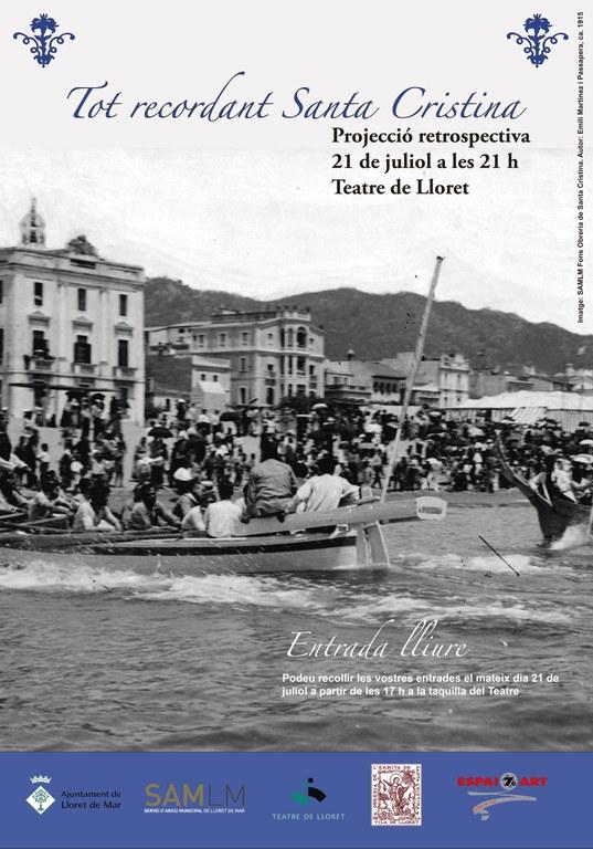 Tot recordant Santa Cristina