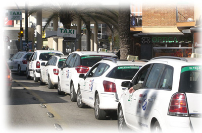 mobilitat taxis