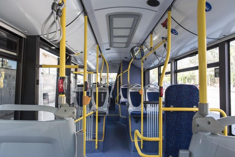 A partir del proper dilluns 6 de juliol es posarà en marxa un nou servei de bus urbà que donarà cobertura al barri de Roca Grossa, així com a Puig d'en Pla, Vinya Rosa i Lloret de Dalt