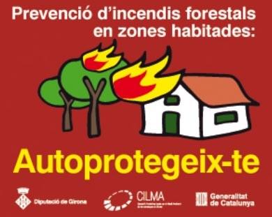 Normativa de prevenció d'incendis forestals